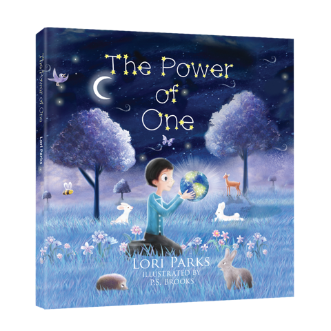 Power of One 3D Cover